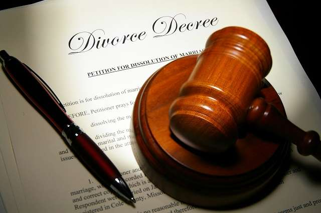 Case of divorce is becoming rampant in the society