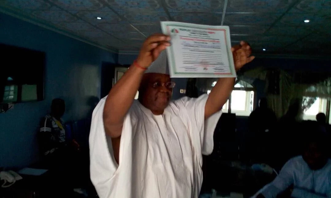 Osun by-election: Adeleke defects to PDP over APC's panel decision