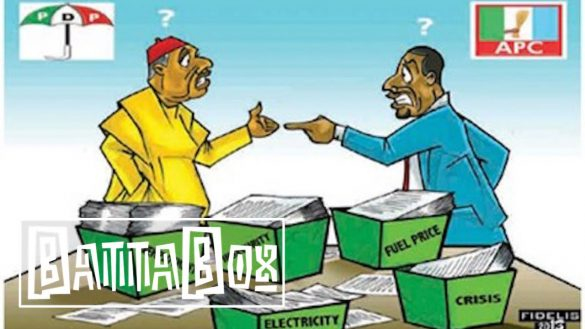 WHO IMPOVERISHED NIGERIA? APC, PDP OR THOSE IN BETWEEN