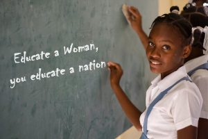 The dream of Every African Girl Child
